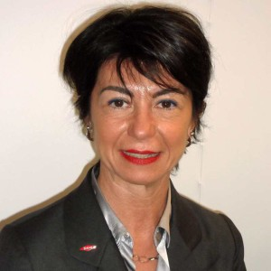 Silvia Abbaneo, sales manager Italia Dow Building Solutions